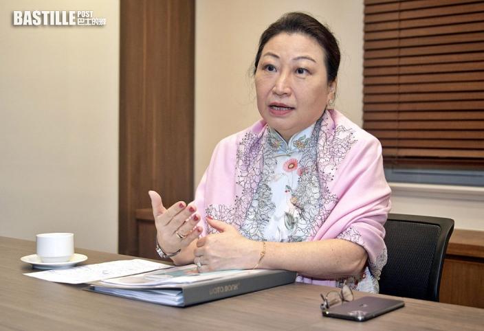 鄭若驊:《國安法》無干涉司法獨立 法院對民商事案管轄權不變