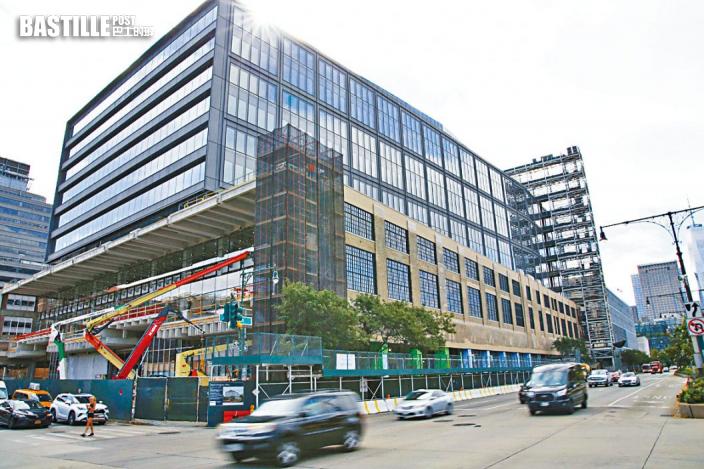 Google疫市擴版圖 斥163億購辦公大樓