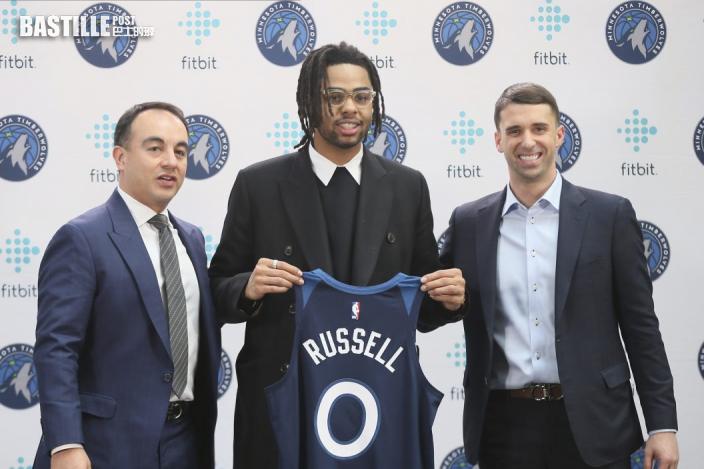 NBA 木狼突炒籃球營運總監 戰將震驚