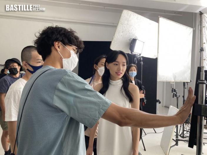 蔡思韵為李英愛代言品牌拍宣傳片 獲讚具獨特氣質