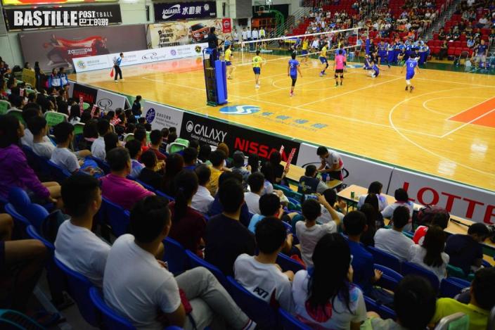 競委會調查排球總會取消會籍決定 要求提供資料