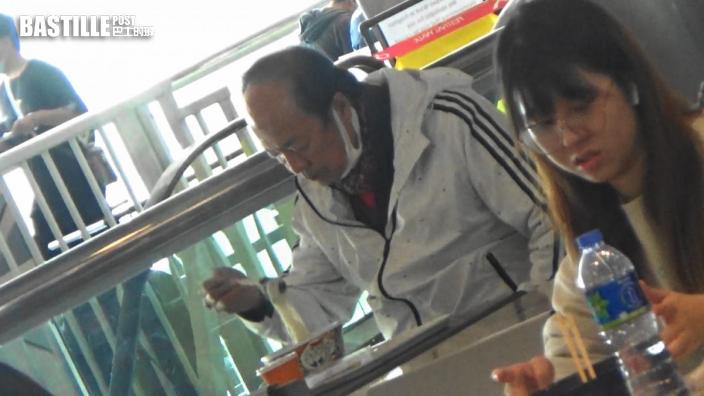頭條獨家丨75歲狄龍單拖食Tea好精神 上月傳命危 本月頂巨腩遊商場