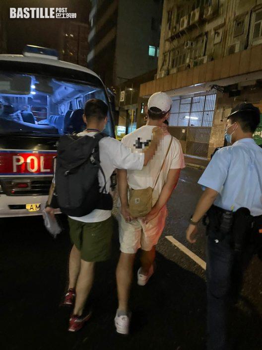觀塘派對房間違規經營 21歲負責人被捕 16人被罰款