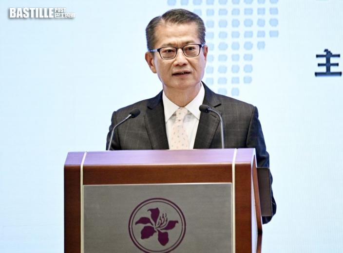 陳茂波指恒大引發本港金融系統性風險低