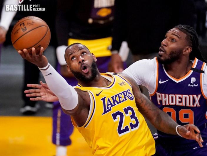 NBA|湖人全新訓練方法 大帝增肌不增磅