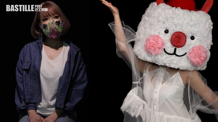 網絡歌手星星兔 疫情下越洋跟廣島歌手HIPPY合作出新歌