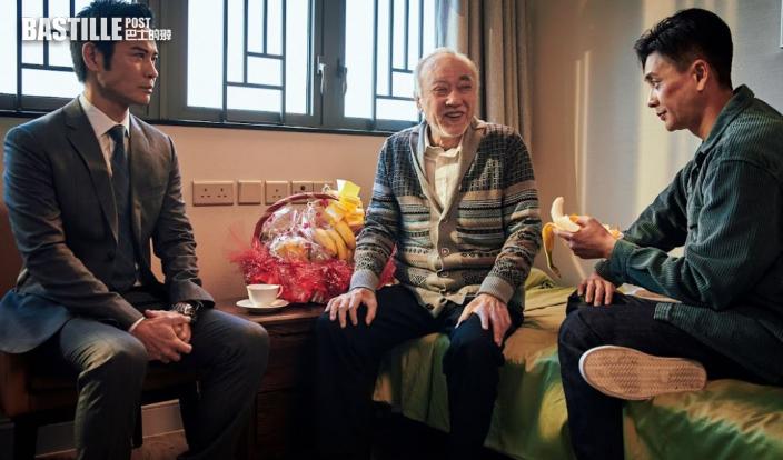 古天樂Chilam主演反貪電影拍至最終章   離世廖啟智再現銀幕
