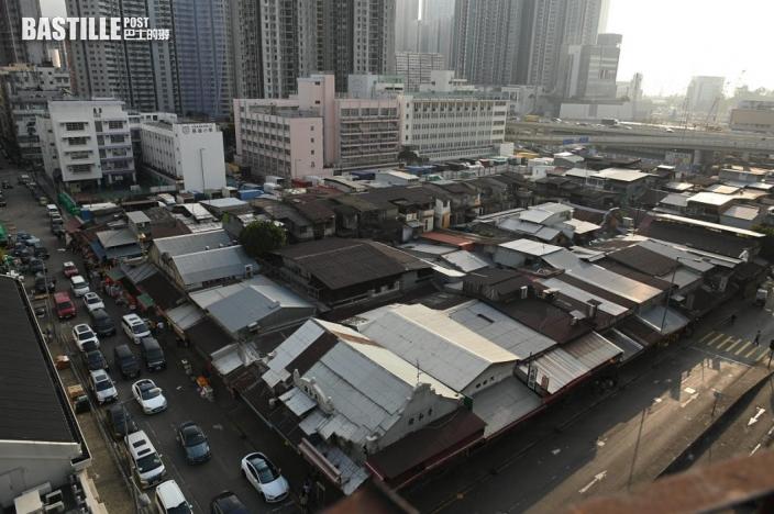 市建局料2047年油旺80%樓宇樓齡超過70年