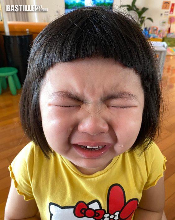 Lucy發燒缺席學校生日會爆喊 媽咪出扮靚殺手鐧𠱁掂囡囡