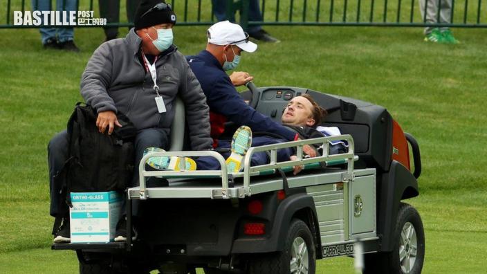 《哈利波特》Tom Felton參與高球賽突暈倒 送院期間清醒保持笑容