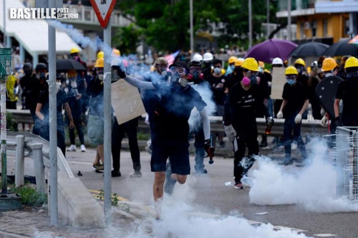 人民網斥打「香港牌」遏華不能得逞 促美國收回干預「黑手」