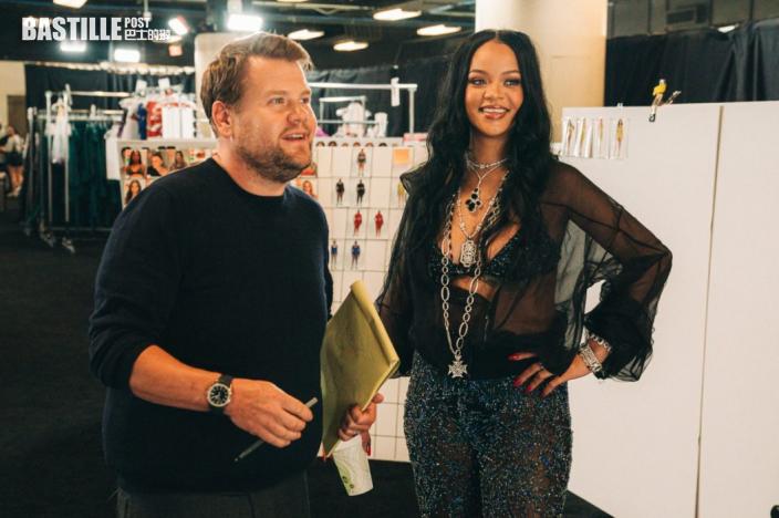 Rihanna品牌內衣騷廣邀紅星撐場 雲妮莎谷胸上陣被質疑隆胸