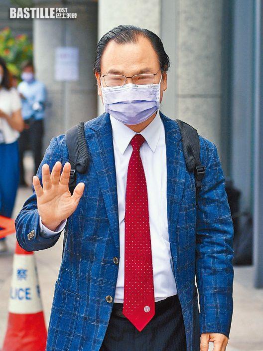 廖成利支持民協派員出選立會