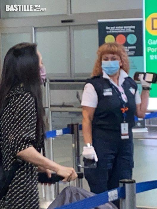 孟晚舟獲釋離開加拿大 乘國航返回中國深圳
