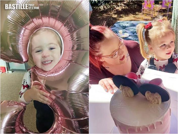 澳洲3歲女生日會遭「放飛機」 母網上求助獲十多陌生家庭到賀