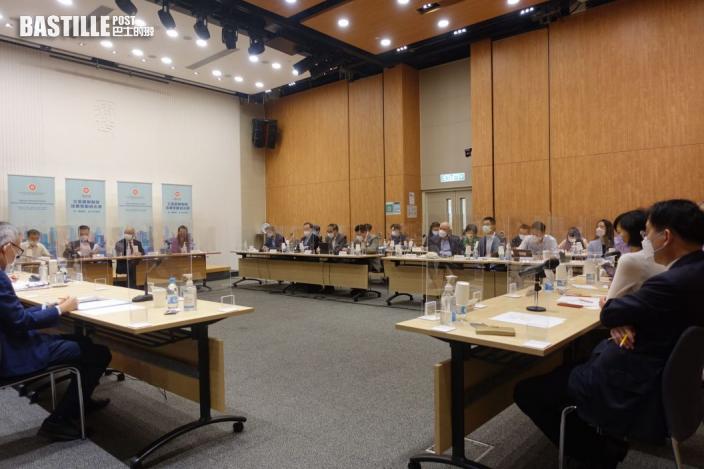 鄭若驊晤法律界選委 探討前海機遇