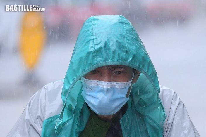 明狂風雷暴周二至四天晴酷熱 國慶日陽光驟雨