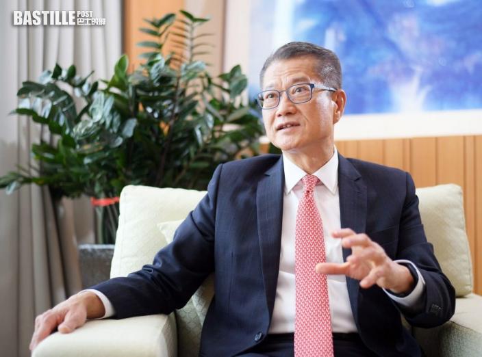 陳茂波:人才是創科發展關鍵 多管齊下壯大人才庫