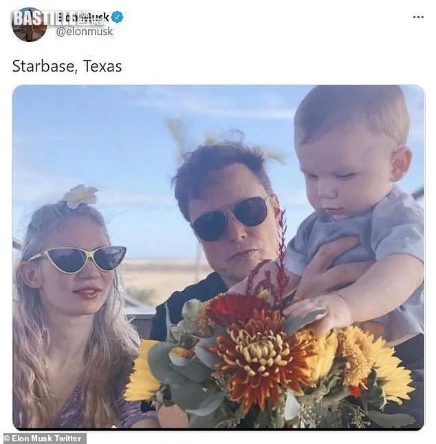 馬斯克與歌手Grimes結束3年情  將共同撫養1歲兒子