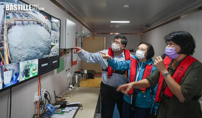 漁護署設智慧養殖示範場 助本地漁業轉型