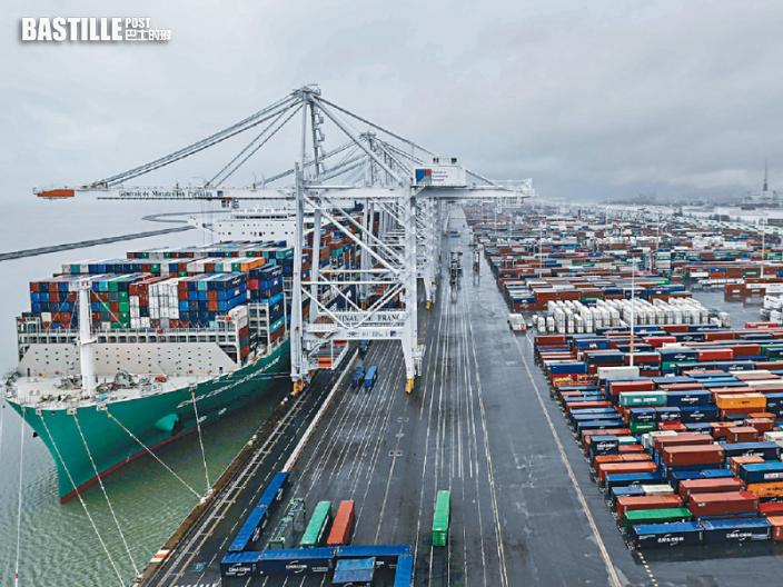美國勞工短缺兼海運成本大漲 聖誕購物旺季或受影響