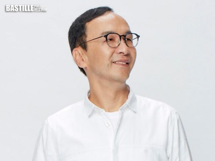 台灣國民黨主席選舉朱立倫大幅領先 現主席江啟臣宣布敗選總辭