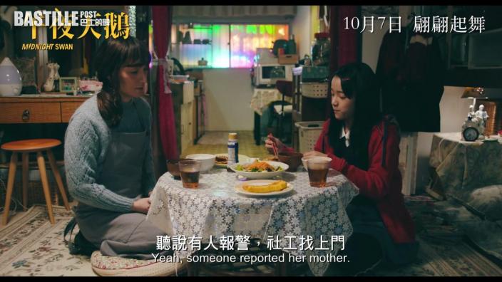 草彅剛雙料日本影帝之作 演《午夜天鵝》首挑戰跨性別角色