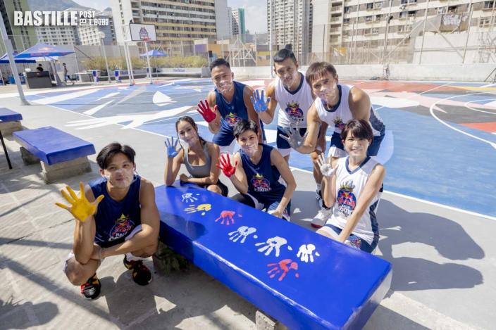 籃球|屯門新場注入街頭活力