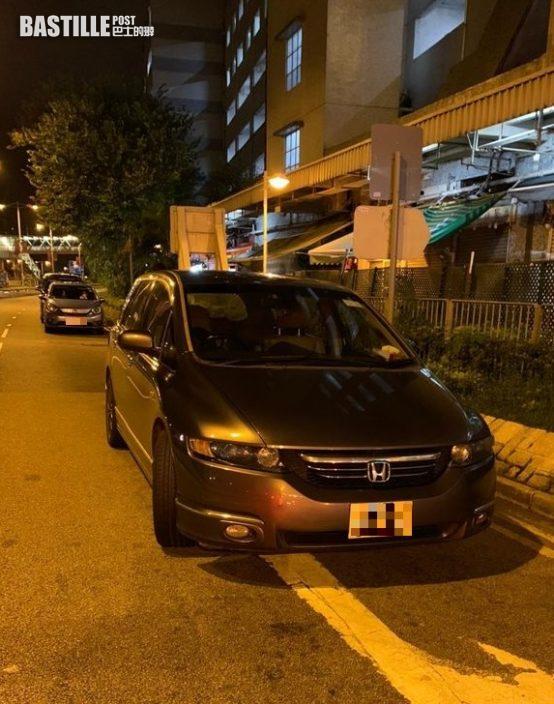 警將軍澳截可疑私家車 撿2萬元可卡因拉3人