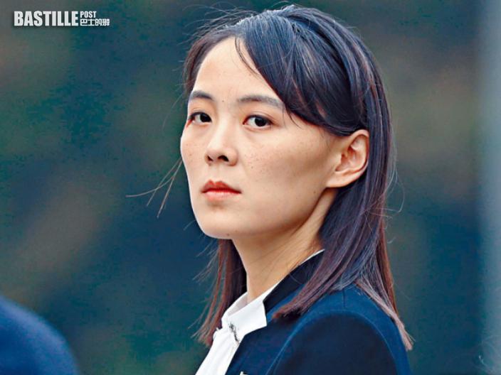 金與正:公正互相尊重前提下 可舉行兩韓首腦會談