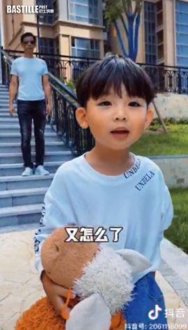 李子雄跟3歲囝囝演對手戲 Kyle表現自然有演戲細胞