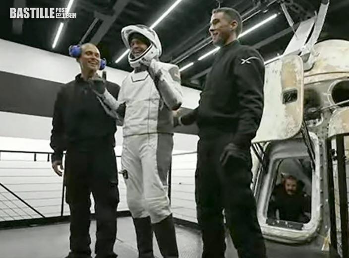 億萬富豪太空旅行3天 回家驚聞全家確診新冠