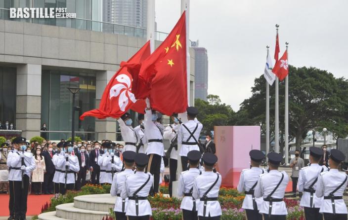 人民日報指只要香港不內耗不虛轉 定提升國際金融中心地位