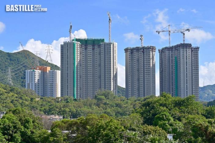 民建聯籲「三年上樓」納長遠房策 倡停批細於200呎私樓