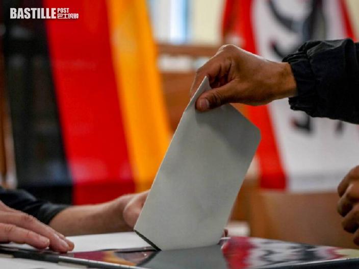 德國國會選舉開始投票 三分一選民未決定投票取向