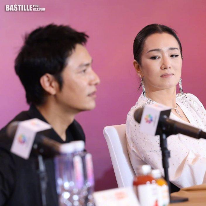 陳坤好想跟鞏俐合作:請給我們年紀大的男演員多點機會