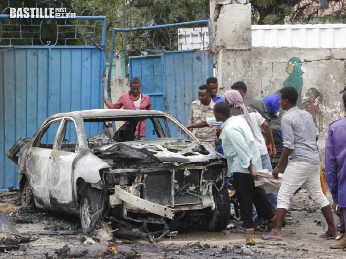 索馬里總統府附近發生自殺式汽車炸彈襲擊 至少8死