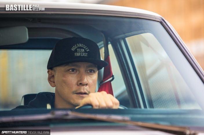 吳彥祖驚見「火車軌」添佬味 自豪駕過世上最快藝術車