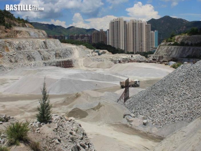 礦務部成立70周年 由「揼石仔」發展到監管煙花爆破