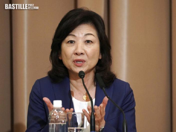日相候選人失言被指未選先認輸 野田聖子澄清:絕不撤退