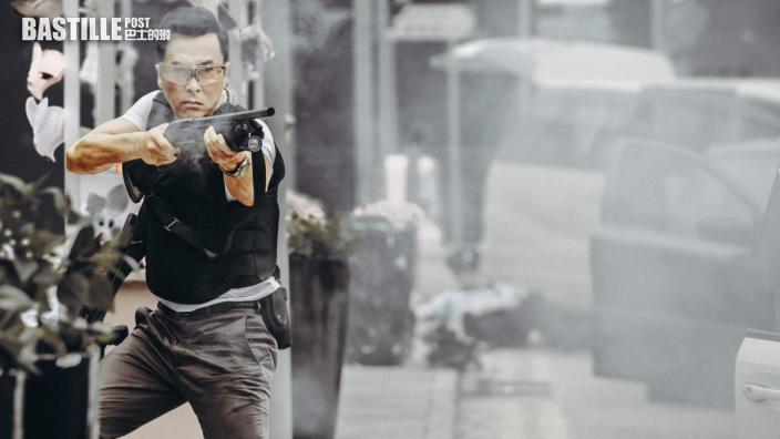 《怒火》內地票房衝破13.14億人民幣  有望成為今年港產片冠軍