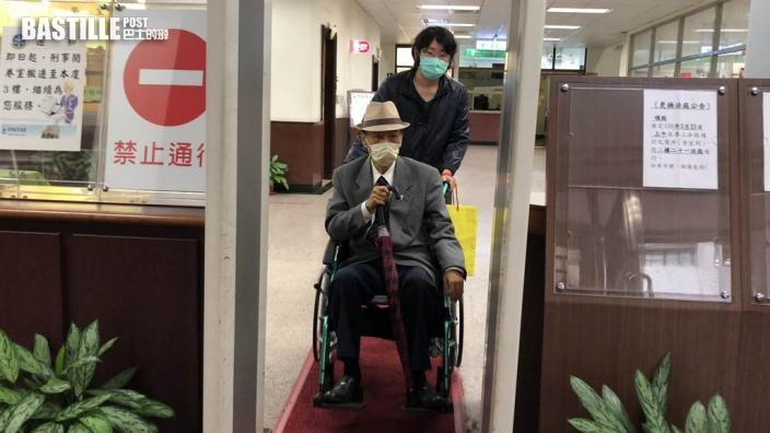 台灣前新黨立委馮滬祥病逝 終年73歲