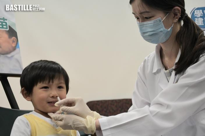 港大與內地研發噴鼻式疫苗 接種或染疫後24小時均能發揮作用