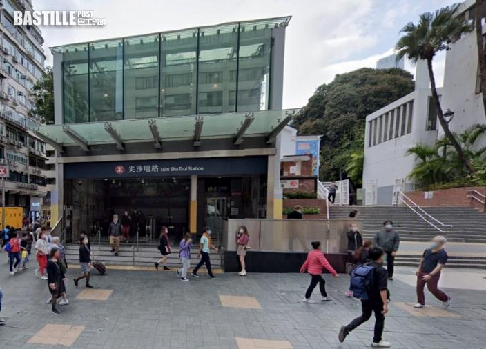 尖沙咀港鐵站2女子遭偷拍裙底 22歲男子被補