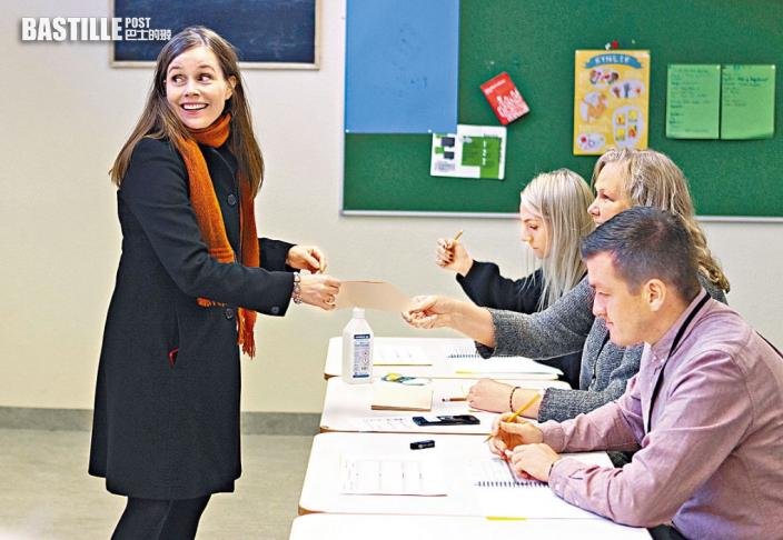 冰島國會女議員過半 成為歐洲首例