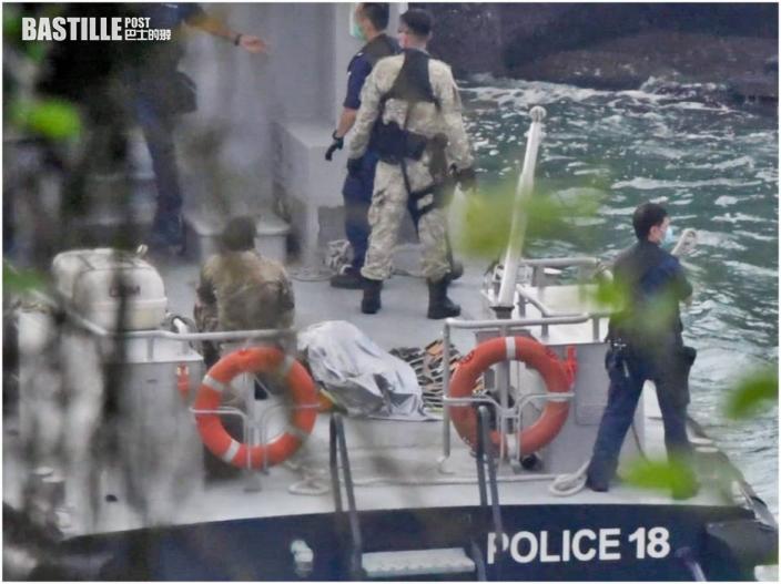 水警截走私艇翻船 大嶼山二澳發現浮屍 疑為失蹤女警林婉儀遺體