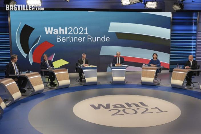 德大選初步結果出爐 社民黨以微弱優勢領先