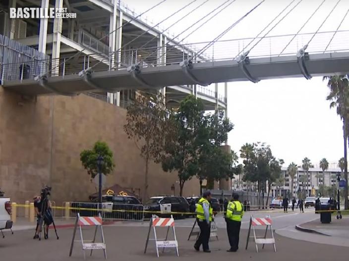 美國母子球場3樓看台墮斃 警方指死因有可疑