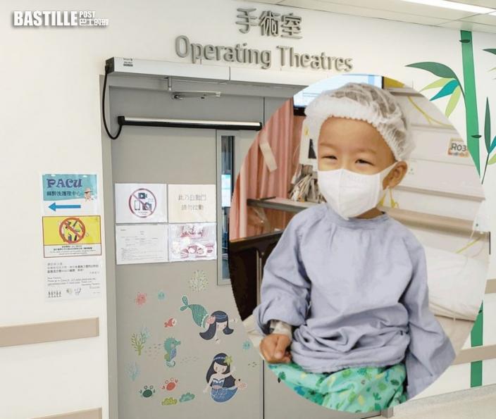 「小鐵漢」完成第6次手術換起搏器 須觀察能否適應父母盼不再捱刀