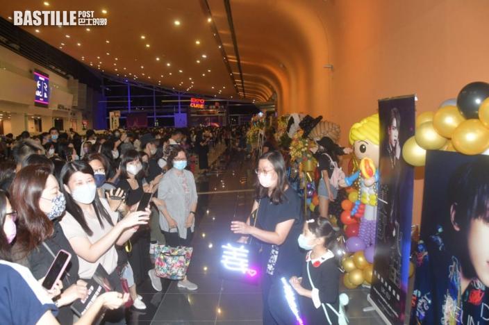 拉闊音樂會│姜濤媽媽現身惹哄動 Tyson Yoshi台上除衫焫着Fans